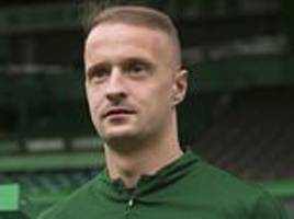 celtic striker leigh griffiths issues explosive rebuttal to allegations of gambling and drugs use