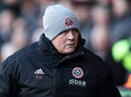 chris wilder slams his sheffield united side after they are knocked out of fa cup by barnet