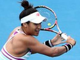 heather watson progresses to hobart international main draw after beating isabelle wallace