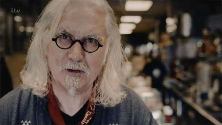 Billy Connolly: 'My Life Is Slipping Away – I'm Near the End'