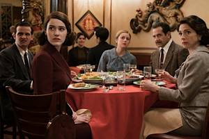 with anti-semitism on the rise, the jewishness of 'the marvelous mrs. maisel' is a marvel (guest blog)