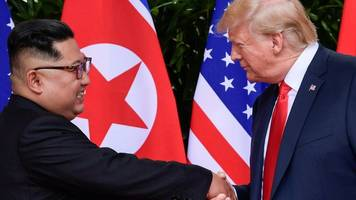 us and north korea negotiating location for second summit - trump