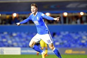 transfer rumours: sam gallagher linked with move; swansea, birmingham and norwich feature