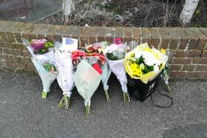 floral tributes paid to tonbridge man hit and killed by car in tunbridge wells