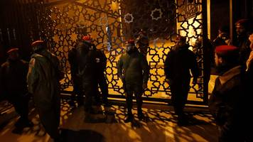 palestinian authority removes staff from gaza-egypt crossing