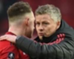 manchester united identify what they must improve ahead of tottenham clash