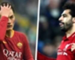 salah's €42m roma replacement schick has been a disaster