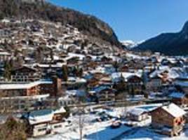 briton, 32, is run over and killed while walking by the side of the road at french alps ski resort