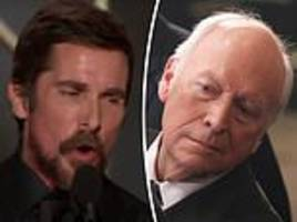 golden globes: dick cheney's daughter slams christian bale's 'satan' comment