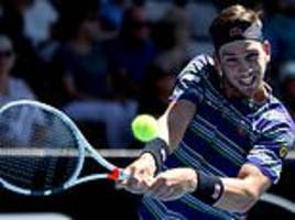 cameron norrie gets first win of 2019 as he beatsbenoit paire in auckland's asb classic