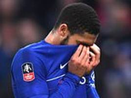loftus-cheek set to miss the rest of january as he battles back injury