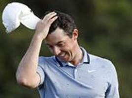 peerless off the tee but destructive putting leaves rory mcilroy with a major problem