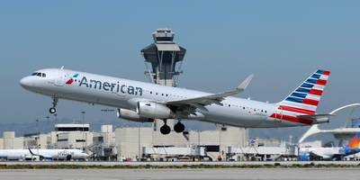 an e-cigarette caught on fire on an american airlines flight in chicago (aa)