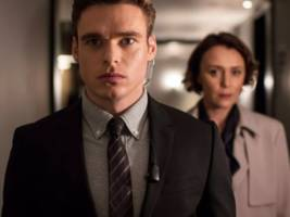 netflix's hit british series, 'bodyguard,' won a golden globe and has a 92% on rotten tomatoes