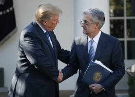 trump firing fed chairman jerome powell could send shockwaves through the markets