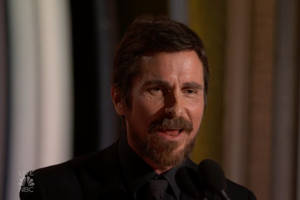 christian bale says 'thank you to satan' for inspiration to play dick cheney in 'vice'