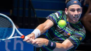 asb classic: cameron norrie reaches second round in auckland