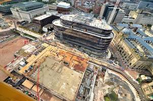 £51m black hole in birmingham's ambitious paradise scheme is plugged