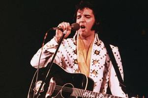 new secret voice recording 'proves' elvis presley faked his own death