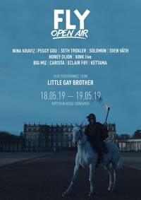 seth troxler, peggy gou, nina kraviz for fly open air