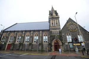 pontypridd's muni arts centre is in the hands of receivers