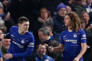 maurizio sarri delivers major boost to andreas christensen and ethan ampadu over transfer plans