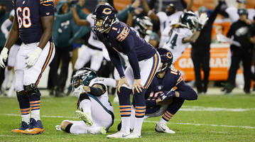 Eagles Slide By Bears In Wild Card Round After Cody Parkey Field