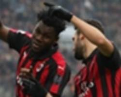 kessie assures ac milan will do everything to qualify for champions league