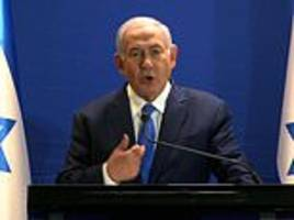 israeli pm netanyahu demands to face witnesses in his corruption case