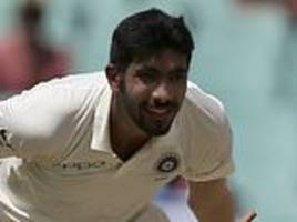 jasprit bumrah rested for india's white ball matches in australia and new zealand