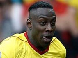 Watford forward Stefano Okaka joins Udinese on loan for rest of the season