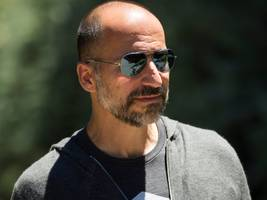 uber ceo dara khosrowshahi says there's a chance the company might not ipo in 2019 after all