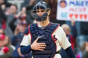 Twins to retire Joe Mauer's No. 7 on June 15