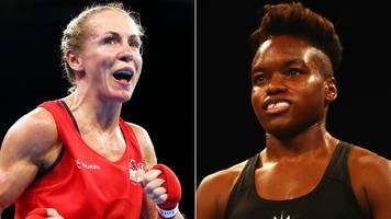 lisa whiteside eyes nicola adams bout and world titles after professional switch