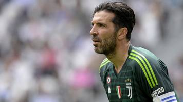 gianluigi buffon: paris st-germain goalkeeper reveals he had depression and panic attacks at juventus