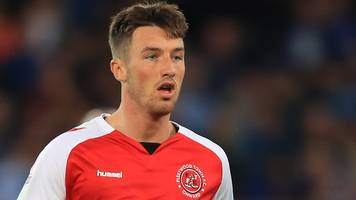 chris long: blackpool sign striker after fleetwood town exit