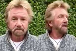 noel edmonds slams claims in the sun he's leaving uk after being 'crushed' by i'm a celeb