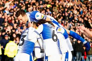 how much bristol rovers stand to earn from victory at northampton town