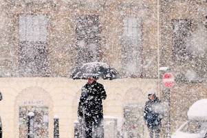 snow bomb for gloucestershire? latest on four days of the white stuff and beast from east rumours