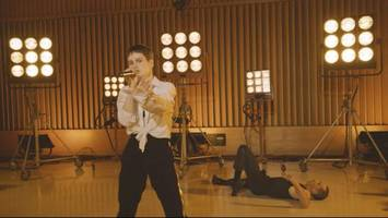 watch christine and the queens perform live in capitol studios