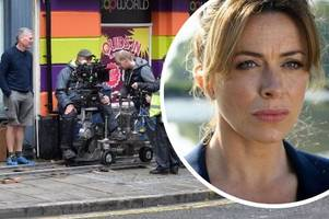 this is how you can work on the set of keeping faith series 2