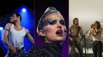 vox lux, a star is born, and bohemian rhapsody all challenged the pop persona in 2018