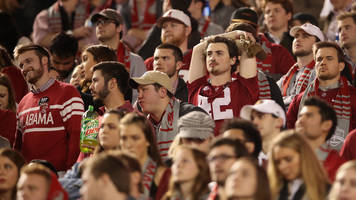 radio station mistakenly airs minute-long for alabama championship gear