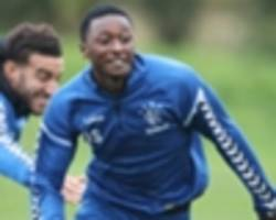 rangers flop sadiq umar completes loan move to serie b outfit perugia