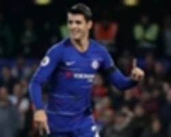 'a very complicated operation' - sevilla not confident of signing chelsea's morata