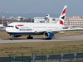 New threat to British Airways flights in Europe after a no-deal Brexit