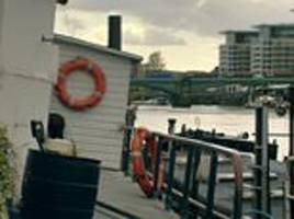why does every canal boat on telly have a serial killer? christopher stevens reviews silent witness