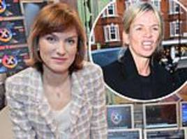 new question time presenter joins dj zoe ball among the corporation's highest earners