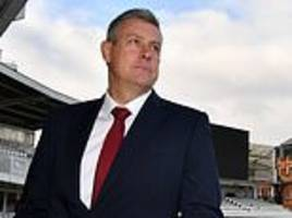 ashley giles admits sacking as england's one-day coach helped him become ecb director of cricket
