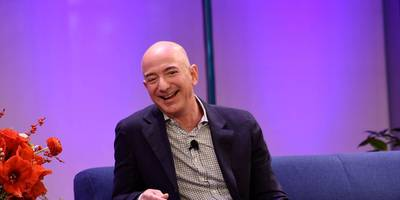 jeff bezos' advice to amazon interns and execs is to stop aiming for work-life 'balance' — here's what you should strive for instead